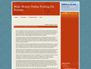 uangtabungan.blogspot.com screenshot