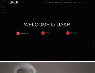uap.asia screenshot