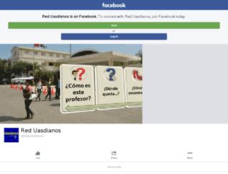 uasdianos.com screenshot