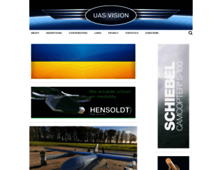 uasvision.com screenshot