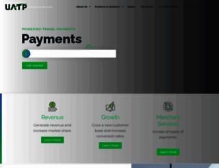 uatp.com screenshot