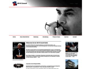 ub-iv-consult.de screenshot