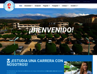 uba.edu.ve screenshot