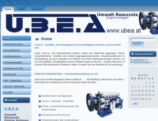 ubea.at screenshot