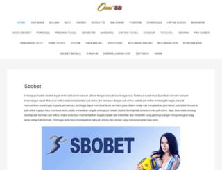 ubelong.org screenshot
