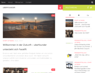 uberfounder.de screenshot