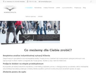 ubezpieczenia-inwestycyjne.com.pl screenshot