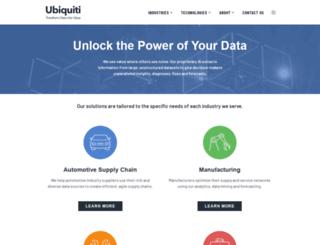 ubiquiti.com screenshot