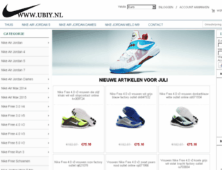 ubiy.nl screenshot