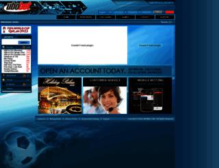 ubobet.com screenshot