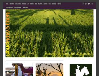 ubudnowandthen.com screenshot