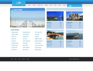 ubune.com screenshot