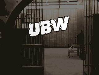 ubwwrestling.com screenshot