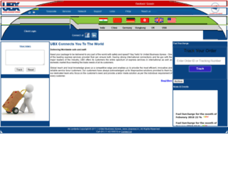ubx.in screenshot