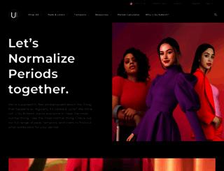 ubykotex.com screenshot