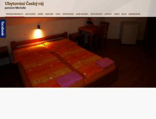 ubytovani-cesky-raj.sweb.cz screenshot