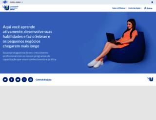 uc.sebrae.com.br screenshot
