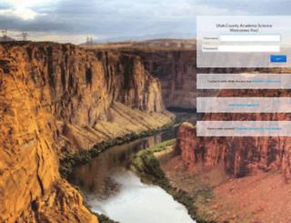 ucas.usoe-dcs.org screenshot