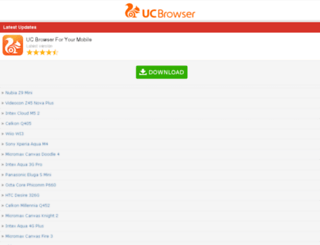 ucbrowserfor.com screenshot