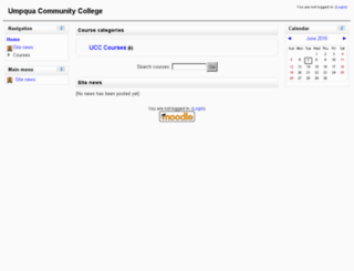 ucc.osuosl.org screenshot