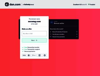 uccemg.com screenshot