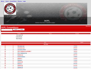 ucfl.ie screenshot
