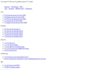 ucfly.com screenshot