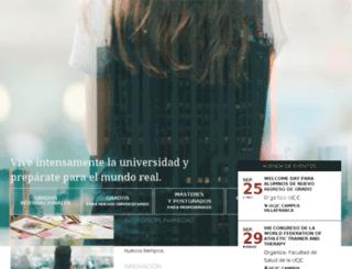 ucjc.es screenshot