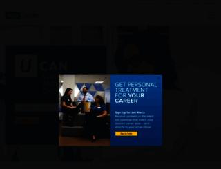 uclahealthcareers.org screenshot
