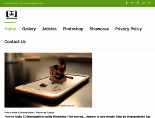 uclickvframe.com screenshot