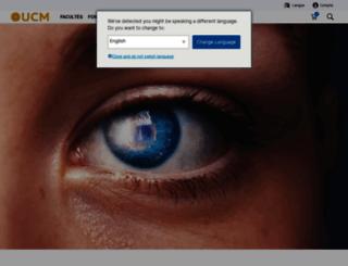 ucm.ca screenshot