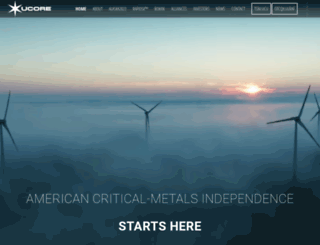 ucore.com screenshot