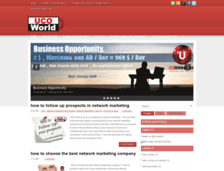 ucoworld.blogspot.com screenshot