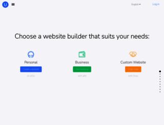 ucoz.net screenshot