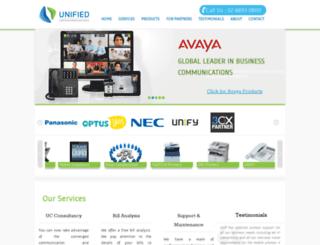 ucpartners.com.au screenshot