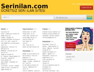 ucretsiz.serinilan.com screenshot