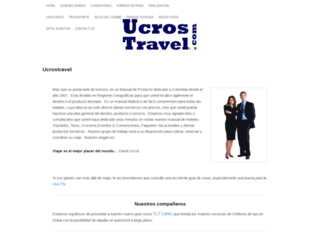 ucrostravel.com screenshot