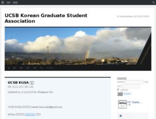 ucsbksa.com screenshot