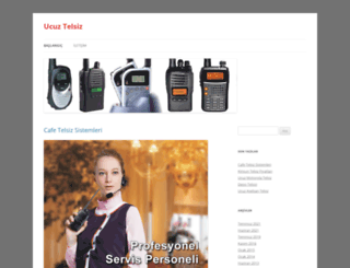 ucuztelsiz.com screenshot
