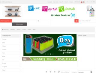 ucuztoptancakmak.com screenshot