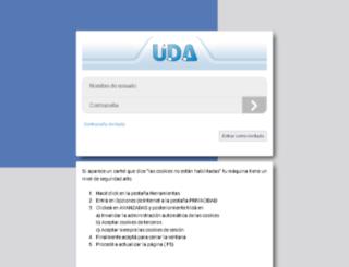 uda.campusinstituto.com.ar screenshot
