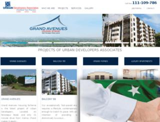 uda.com.pk screenshot