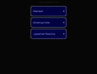 udaipurarts.com screenshot