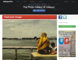 udaipurpix.com screenshot
