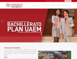 udat.edu.mx screenshot
