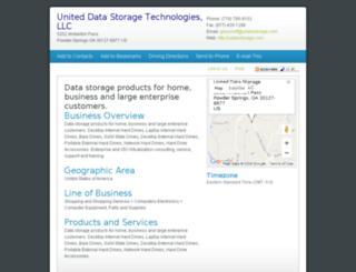 udatastorage.com screenshot