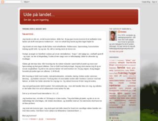 udepaalandet.blogspot.com screenshot