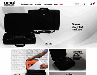 udggear.com screenshot