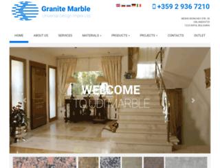 udi-marble.com screenshot