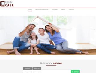 udinecasa.net screenshot